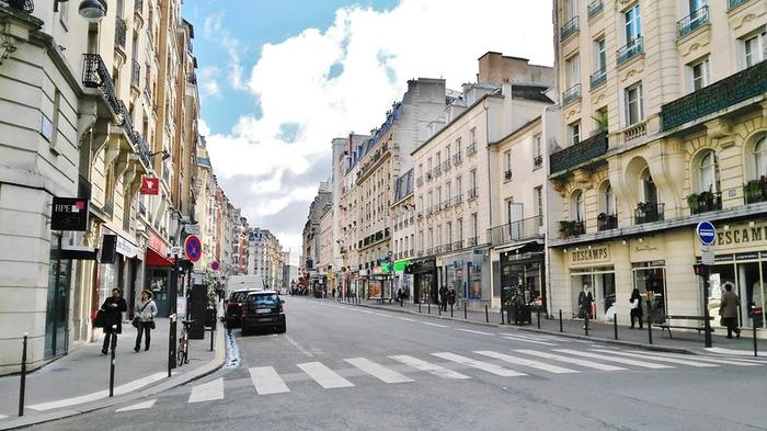 Rue de Vaugirard, Paris 15